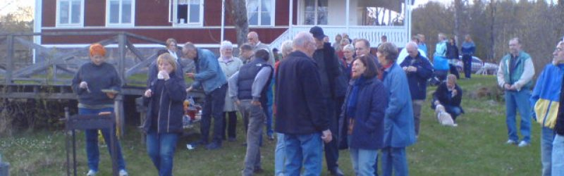 Intressemöte/medlemsmöte och Valborgsfirande 30 april
