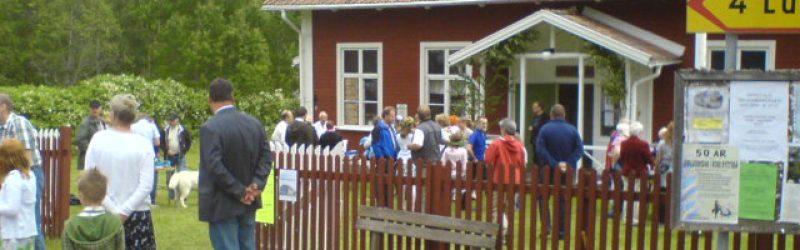 Årsmöte Föreningen Rogs Bystuga 2 juni kl. 15
