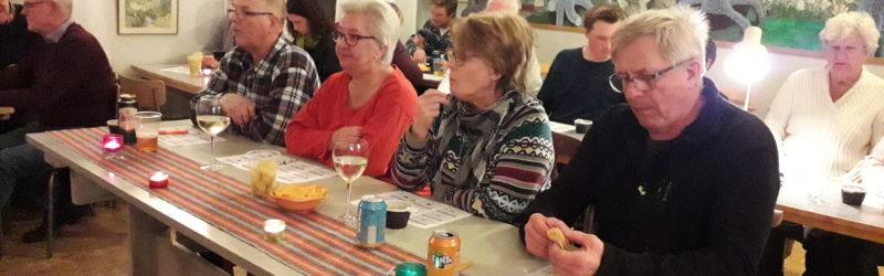 Skottdagen Lördag 29 februari Vandring till Skottberget och Bingo med Pub