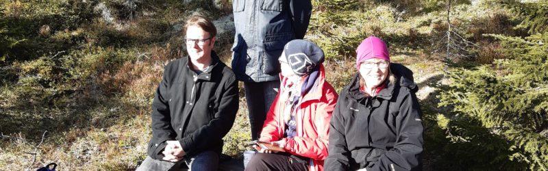 Skottdagen på Skottberget 29 febr. 2020
